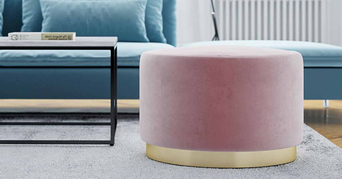 Gem tliche sitzhocker sitzs cke online kaufen auf for Klassische sessel mobel